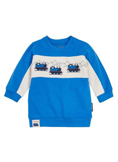 Marks & Spencer Sweatshirt Mavi